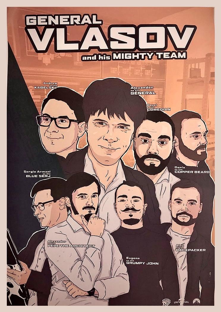 Печать плакатов, постеров А4, А1, А2, А3, А0 с разрешением 1400